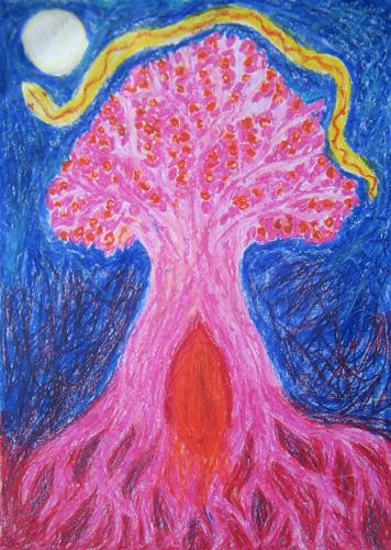 Strom lůna